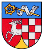 Coat of arms of the municipality Walkenried