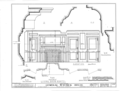 General Joseph Walker House, 2175 Elm Street, Stratford, Fairfield County, CT HABS CONN,1-STRAT,1- (sheet 8 of 10).png