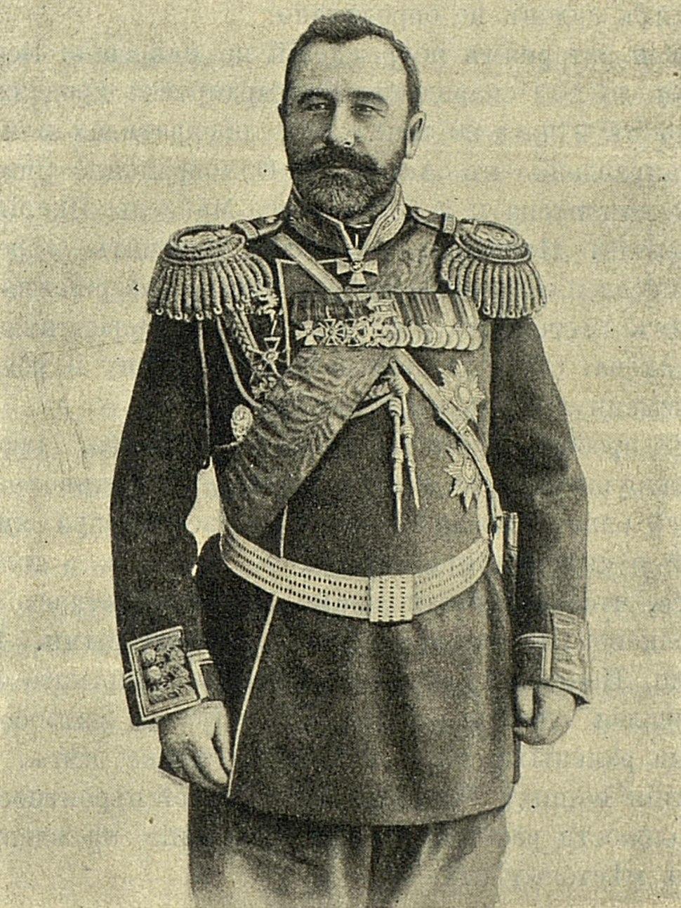 General Kuropatkin