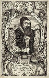 George Montaigne English bishop