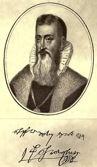 Earl of Shrewsbury - George Talbot, 6th Earl of Shrewsbury (d.1590)
