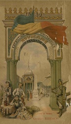 George Bibescu: Exposition universelle 1889: La Roumanie avant-pendant-après