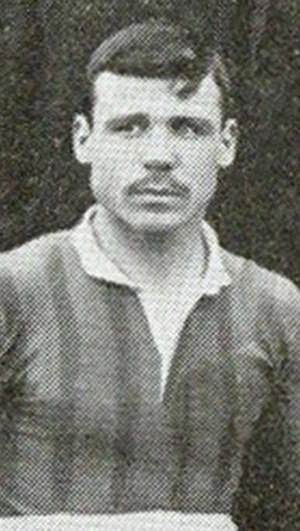 George Gates (footballer) - Gates while with Brentford in 1905