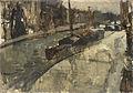 George Hendrik Breitner - De Prinsengracht bij de Lauriergracht.jpg