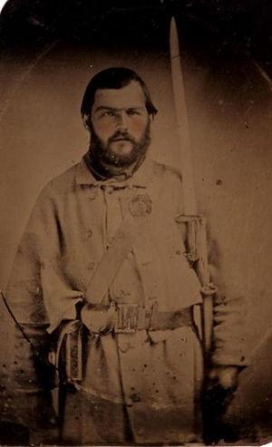 7th Maine Volunteer Infantry Regiment - George Pepper, 7th Maine Volunteer Infantry Regiment