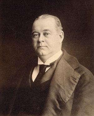 George P. Wetmore - Image: George Wetmore