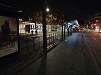 Georges Brassens T3a Pont du Garigliano nuit.jpg