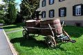 Gerlachsheim, historischer Winzerwagen.jpg