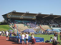 Germiston Stadium during the 2009 Inter-Catholic Athletics.jpg