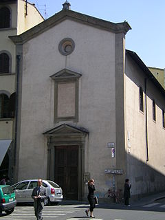 Oratory of Gesù Pellegrino