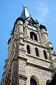 Gesu Church, Milwaukee, West Tower.jpg