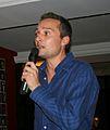 Gilles Ardinat lors d'une conférence des cafés géographiques de Montpellier.jpg