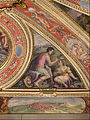 Giorgio Vasari - Allegory of Volterra; to the bottom, view of Lucignano - Google Art Project.jpg