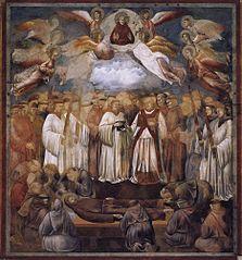 La Mort et l'Ascension de saint François