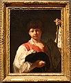 Giovan battista piazzetta, ragazzo mendicante (il giovane pellegrino), 1738-39.jpg