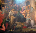 Giovanni antonio sogliani e santi di tito, adorazione dei magi 1540-1559 ca. 03.JPG