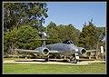 Gloster Meteor at Entrance RAAF Wagga-1 (8612272467).jpg
