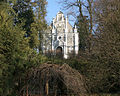 Gołuchów (woj wielkopolskie)-mauzoleum Czartoryskiej.jpg