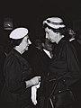 Golda Meir - Margaret Meagher Canadian Ambassador 1959.jpg