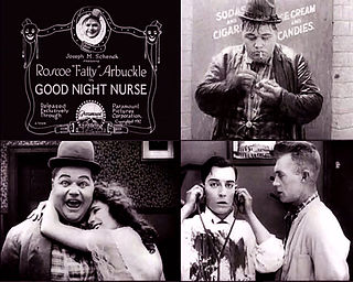 <i>Good Night, Nurse!</i> 1918 film by Roscoe Arbuckle