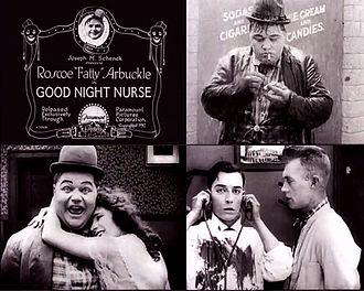 1918 in film - Snapshot of Good Night, Nurse!.