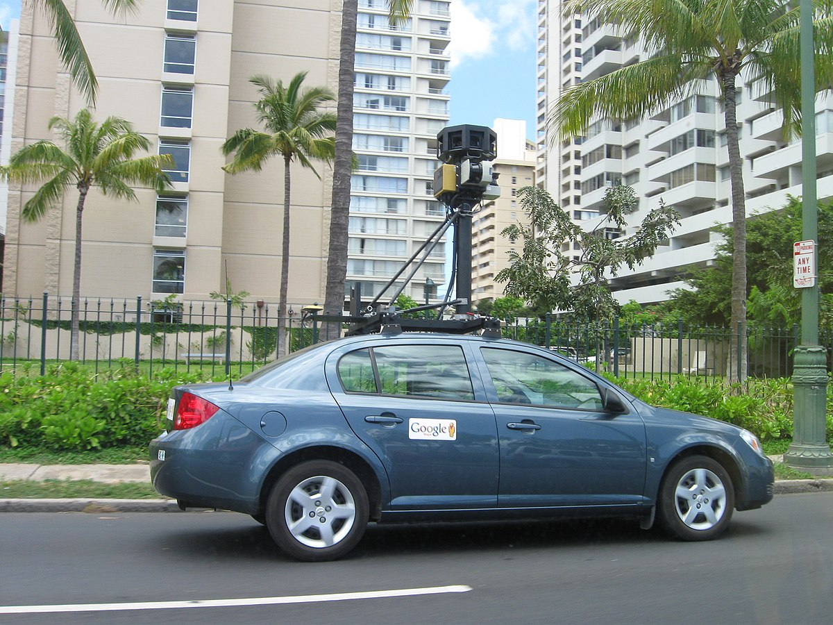 Google Street View - Wikipedia