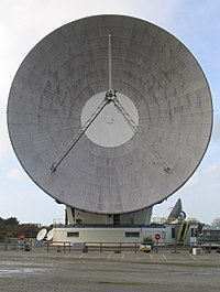 Goonhilly Satellite Earth Station