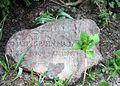 Grabstätte Trakehner Allee 1 (Westend) Maria Gräfin von Maltzan.jpg