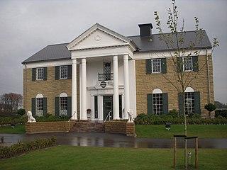 biographical museum in Graceland Randers Vej , Randers