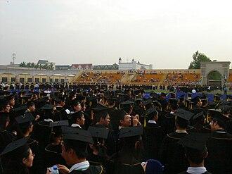 SIAS International University - Graduation at Sias International University