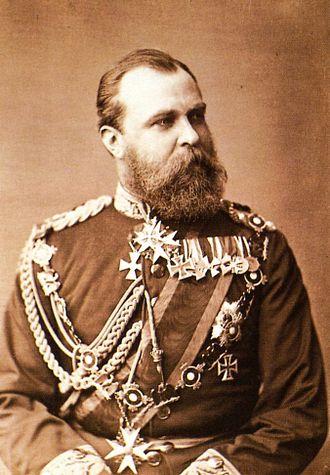 Louis IV, Grand Duke of Hesse - Ludwig IV, 1878