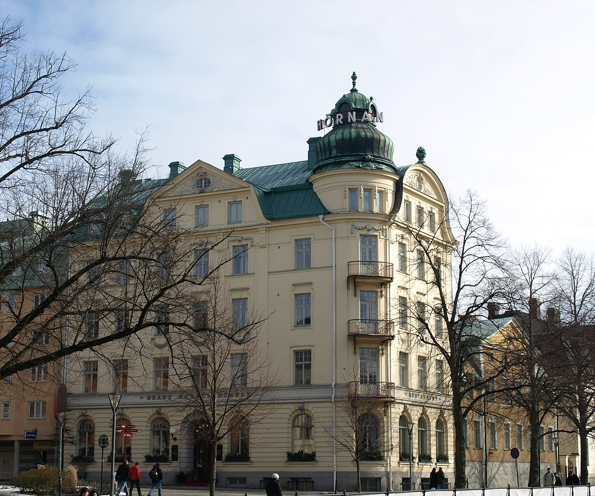 Grand Hotel Uppsala