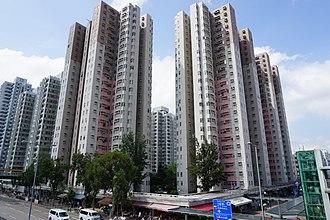 Public housing estates in Tai Wai - Grandway Garden