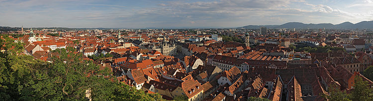 View from Schlossberg