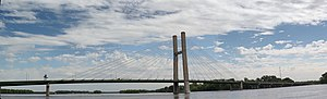 Great River Bridge - Image: Great River Bridge
