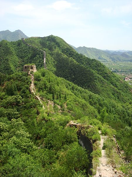 File:Great Wall of China at Huanghuacheng (west) Spring 17.jpg