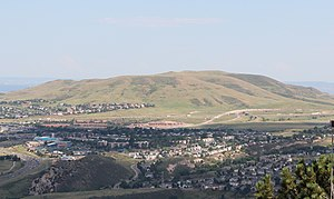 Green Mountain (Lakewood, Colorado) - Image: Green Mountain (Lakewood, Colorado)