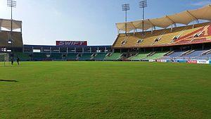 2015 SAFF Championship - Image: Greenfield Stadium