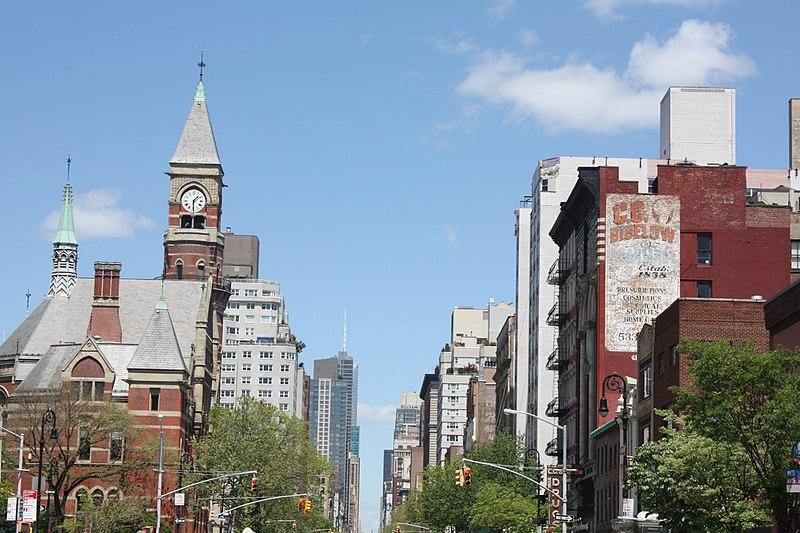 File:Greenwich Village Sixth Avenue.jpg