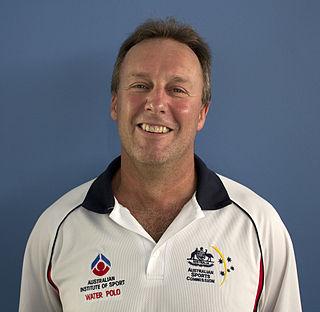 Greg McFadden Australian water polo player