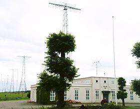 Image illustrative de l'article Station radio de Grimeton