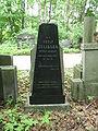 Grob Adolfa Zeligsona-Grave of Adolf Zeligson.JPG