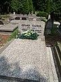 Grob Edwarda Rajbera-Grave of Edward Rajber.JPG