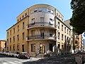 Grosseto, edificio razionalista dell'enel tra via crispi e via bonchi 01.jpg