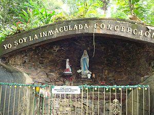 Trujillo Alto, Puerto Rico - Lourdes grotto