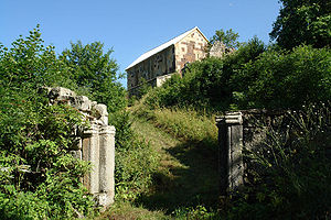 Gudarekhi - The Gudarekhi monastery