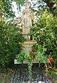 GuentherZ 2011-07-09 0217 Oberhoeflein Statue Johannes Nepomuk.jpg