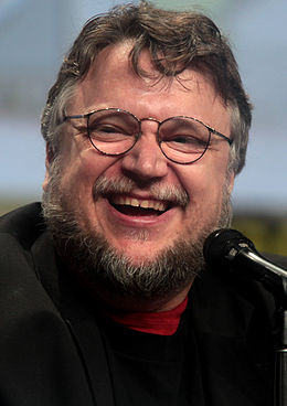 Guillermo del Toro San Diegon Comic-Conissa 2014.