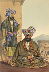 Gul Muhammad Khan of the Ghilzais.jpg