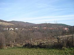Skyline of Gumoshtnik